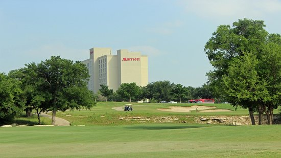 Dallas/Fort Worth Marriott Hotel & Golf Club at Champions Circle