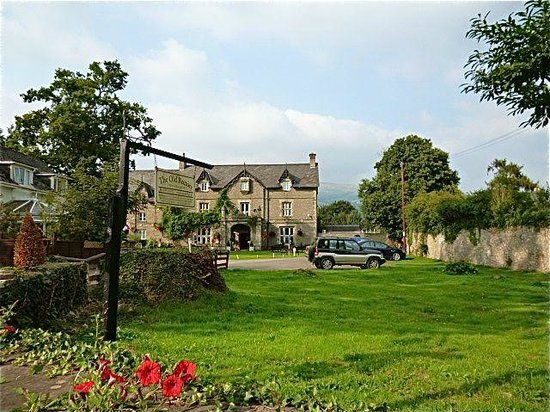 Hotels Brecon-Beacons-Nationalpark