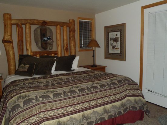 Rams Horn Village Resort: One bedroom