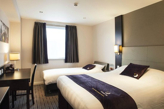 Can Family Of Stay In Premier Inn Room
