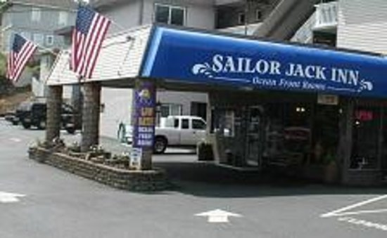 Sailor Jack Ocean Front Motel