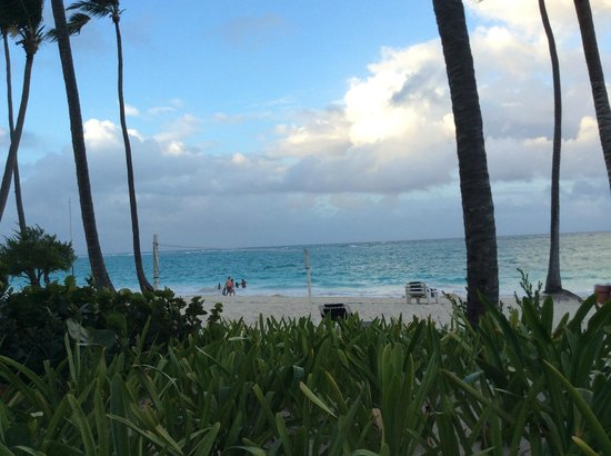 Grand Palladium Bavaro Suites Resort & Spa: Beach