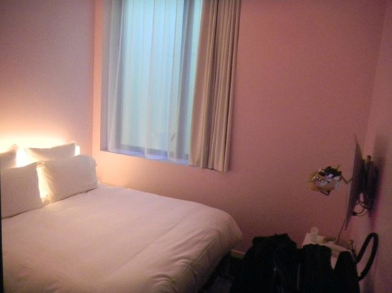 Chambre picture of mama shelter bordeaux bordeaux tripadvisor - Hotel mama shelter bordeaux ...