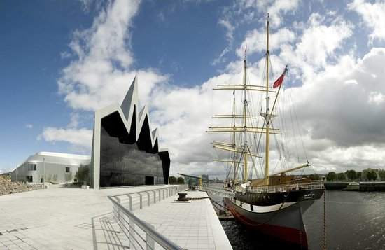 The Riverside Museum of Transport and Travel