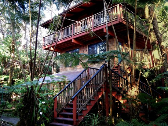 Bamboo Orchid Cottage Bed Breakfast Hawaii