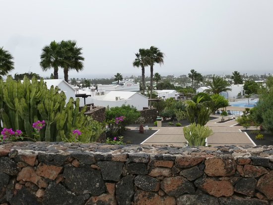View from our terrace picture of jardines del sol playa for Bungalows jardin del sol