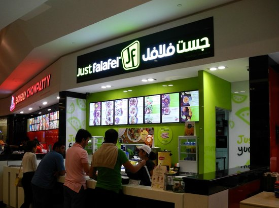 just falafel Just falafel, the falafel restaurant chain founded in abu dhabi in 2007, intends to  embark on a period of rapid expansion to reach 200 uk.