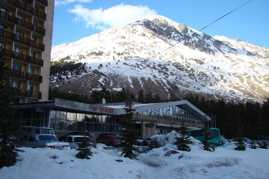 Photo of Hotel Cheget Prielbrusye