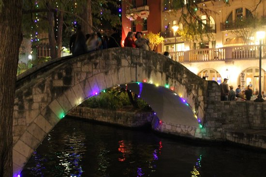 Selena S Bridge Picture Of River Walk San Antonio