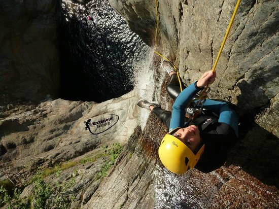 Canyoning c ret for Exterieur nature marquixanes