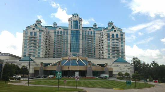 Mgm grand foxwoods casino ct