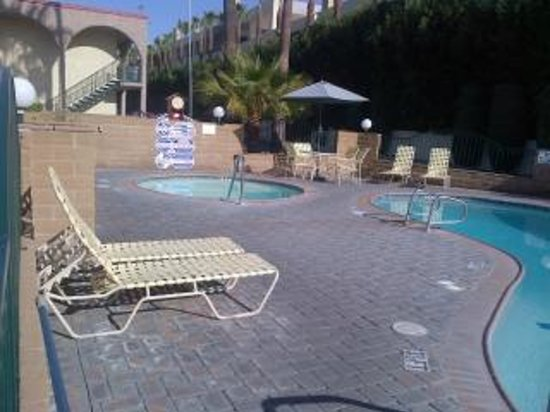 Outdoor Swimming Pool Picture Of Super 8 Anaheim Near