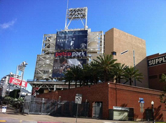 Petco Park, Home of San Diego Padres - Picture of San ...