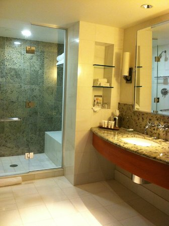 Spacious Modern Bathroom Picture Of Borgata Hotel Casino Spa A