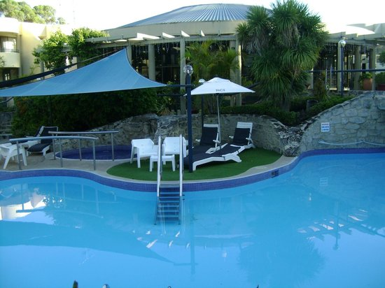 view of the resort picture of mandurah western. Black Bedroom Furniture Sets. Home Design Ideas