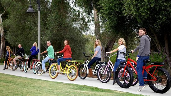 Pedego Greater Long Beach - Private Tours