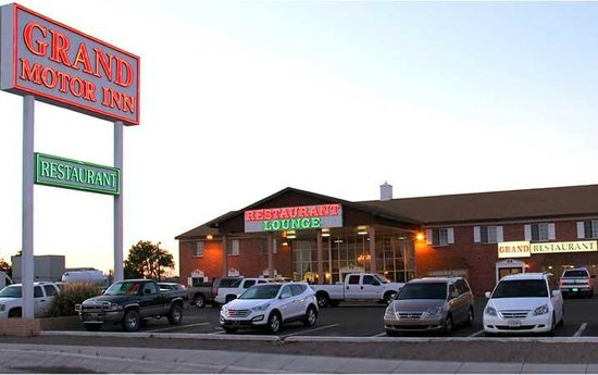 ‪The Grand Motor Inn, Hotel & Restaurant‬
