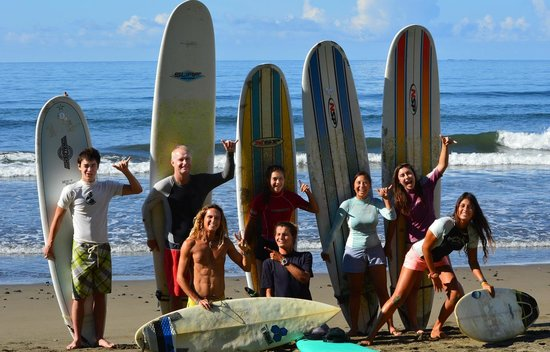 Costa Rica Surf Camp - Day Adventures