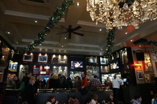 Alle Hard Rock Cafes In England