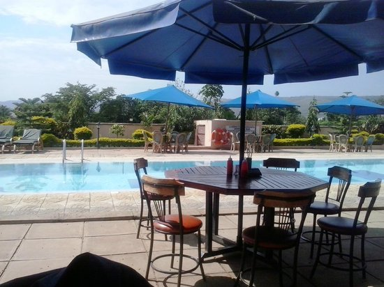 Pool Side Picture Of Le Savanna Country Hotel And Lodge