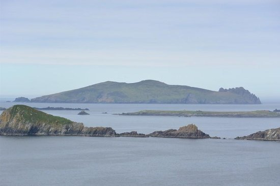 The Quot Sleeping Giant Quot Off The Dingle Peninsula Picture Of