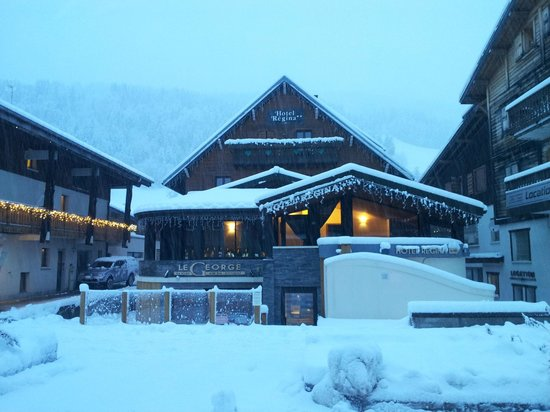 Photo of Chalet Hotel Regina Les Gets