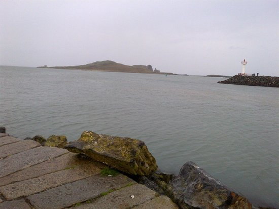Promontorio picture of howth head howth tripadvisor for Seaview pier fishing report