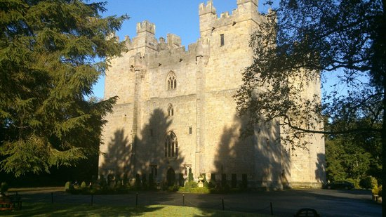 Langley Castle Battlement Tour