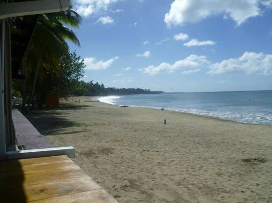 Turtle Beach by Rex Resorts: View from the new restaurant area