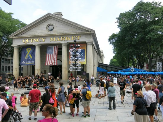 Boston Faneuil Hall Hotels