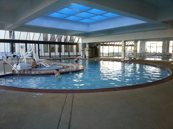 Awesome Pool And Hot Tub Picture Of Crystal City