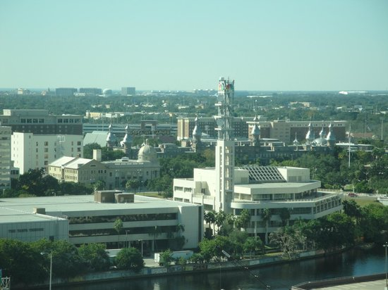 University Of Tampa Picture Of Hilton Tampa Downtown Tampa Tripadvisor