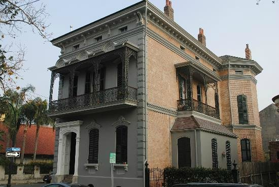 Photo of Lanaux Mansion New Orleans