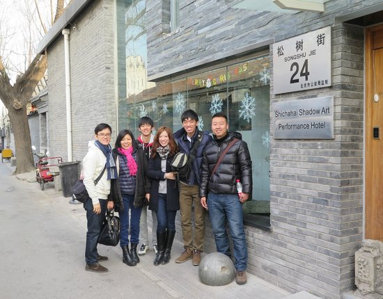 Photo With Tour Guide Jason  Beijing Private Tour Guide Coco Beijing  Trip