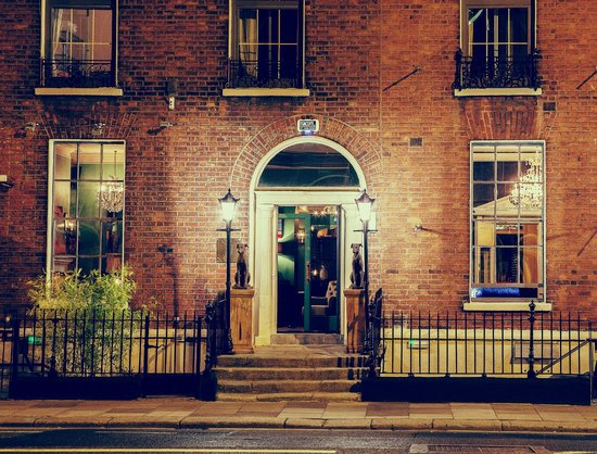 Star Hotels With Spa In Dublin