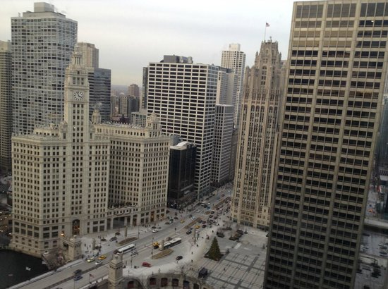301 moved permanently for Nice hotels in chicago
