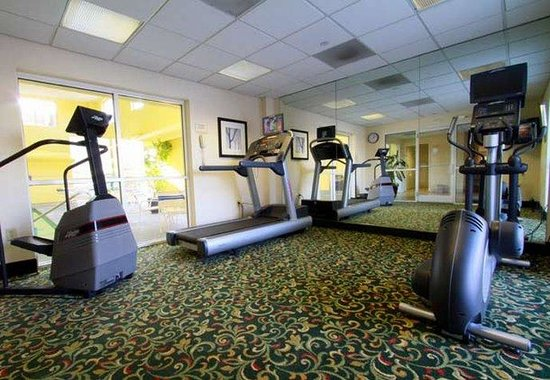 Fitness Center - Picture Of La Quinta Inn And Suites Knoxville Airport  Alcoa
