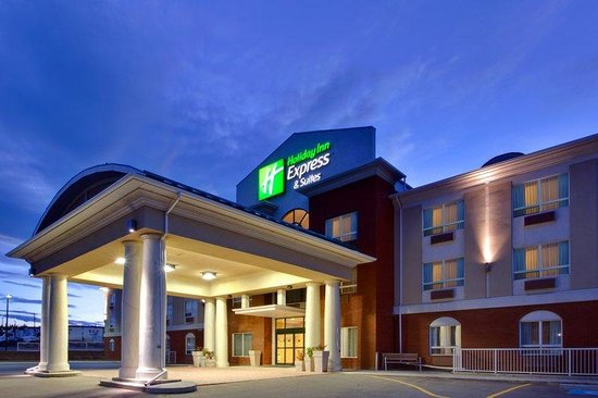 Photo of Holiday Inn Express Hotel & Suites Hinton
