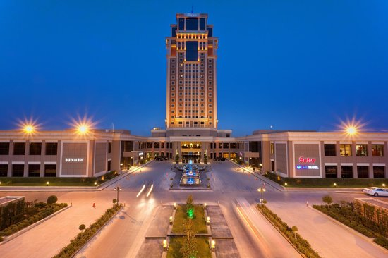 301 moved permanently for Divan hotel erbil