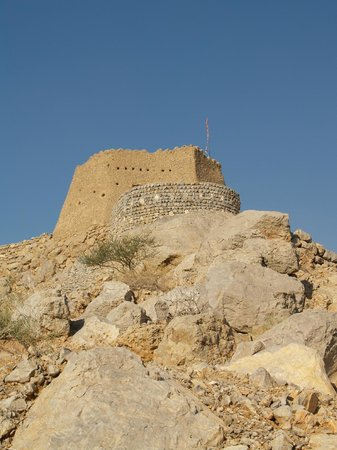 Emirate of Ras Al Khaimah, United Arab Emirates: FORTRESS