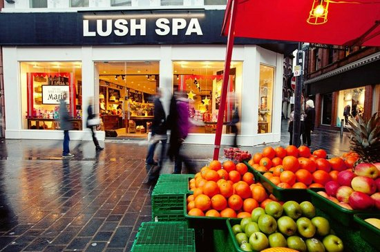 attraction review reviews lush liverpool merseyside england