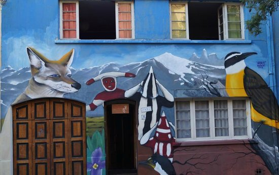 Photo of Selknam Hostel Santiago