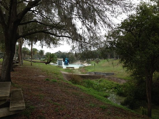 View From The Clubhouse Picture Of Wekiva Falls Rv