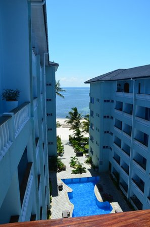 Picture Of Cowrie Shell Beach Apartments