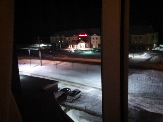 5th Floor View Over Front Entry Picture Of Bangor Maine
