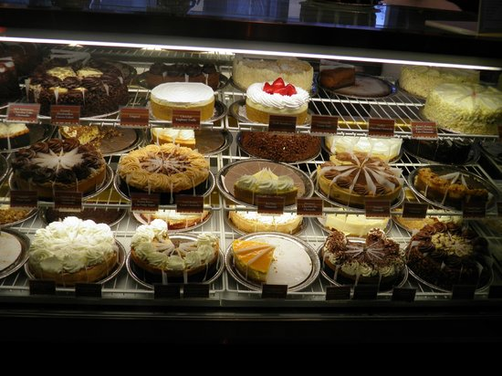 Today was not the best experience today at the Cheesecake Factory At Cumberland. The wait was about 15 minutes, which was not bad at all. The hostess were very nice and our food was good but the service was NOT the best. So, here we go: We were seated in a 3/5().