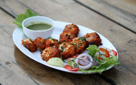 Tandoori Tawa Platter - Non Veg - Picture of The Forresta ...