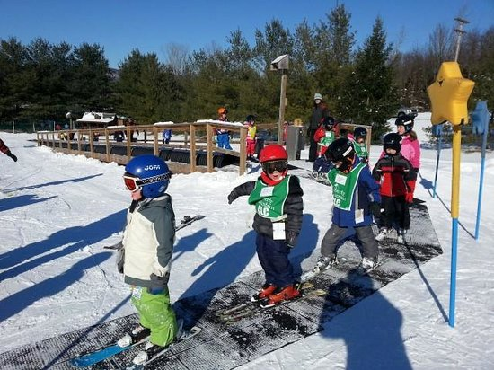 Liberty Mountain Resort: ski school