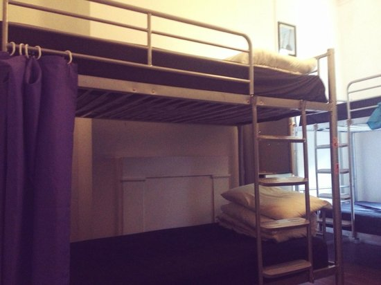 Six Bed Female Dormitory Picture Of Travel Joy Hostels