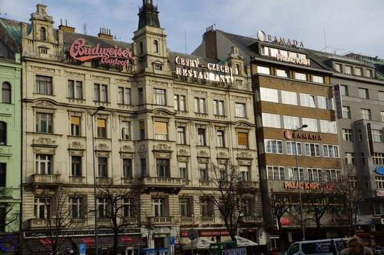 301 moved permanently for Hotels in prague centre
